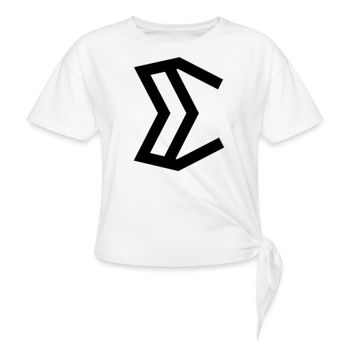 E - Knotted T-Shirt
