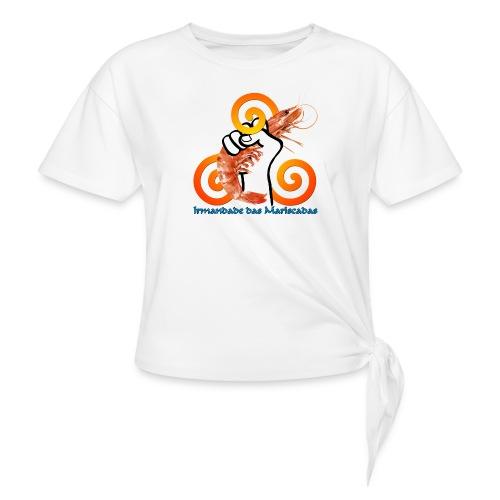 Irmandade das Mariscadas - Camiseta con nudo