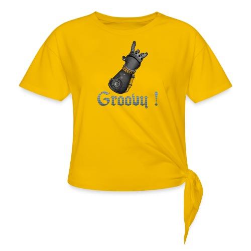 Dungeon Groovy ! - T-shirt à nœud
