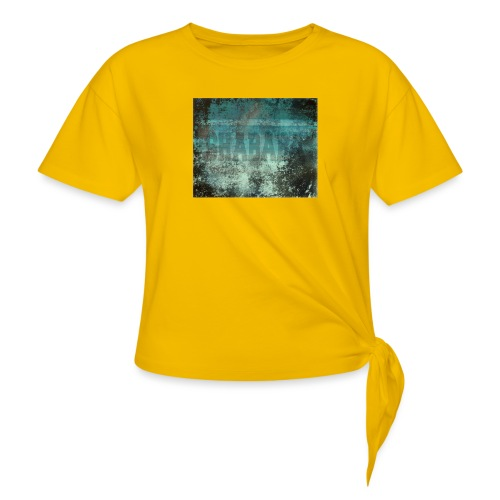 Shababa Tshirt - Knot-shirt