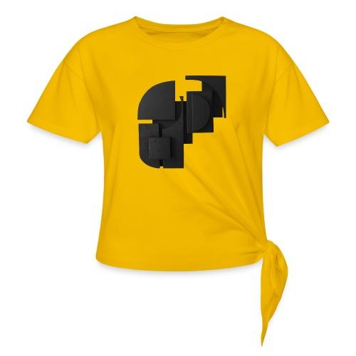 Tilde Grynnerup - Dame knot-shirt