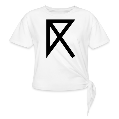 R - Knotted T-Shirt