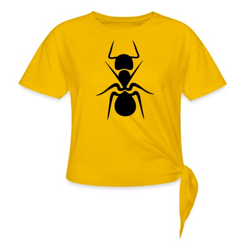 ANT - Knotted T-Shirt