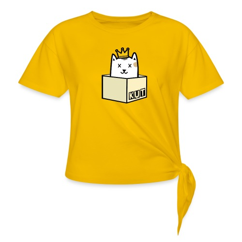 Kut Kingsday 2018 - Geknoopt shirt