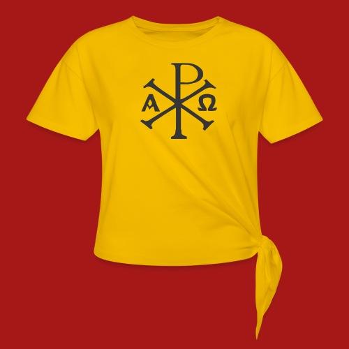 Kompasset-AP - Dame knot-shirt