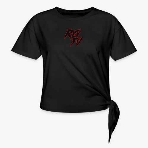 RGTV 2 - Knotted T-Shirt