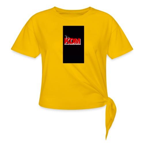DREAM MUSIC - T-shirt à nœud