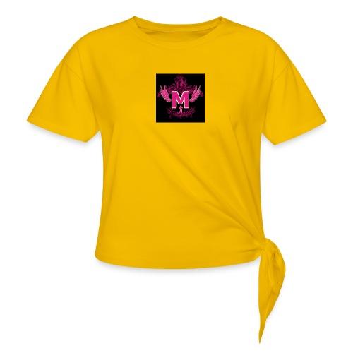 Musique style afrique bing - T-shirt à nœud
