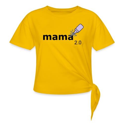 Mama_2-0 - Knotenshirt