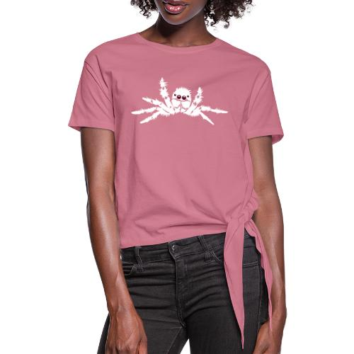 Sensory Session Special - Women's Knotted T-Shirt
