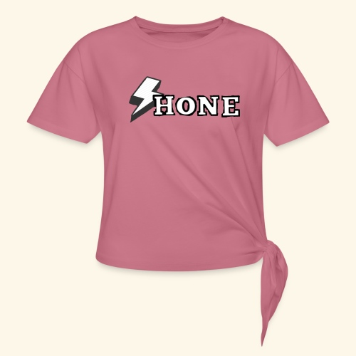 ShoneGames - Knotted T-Shirt