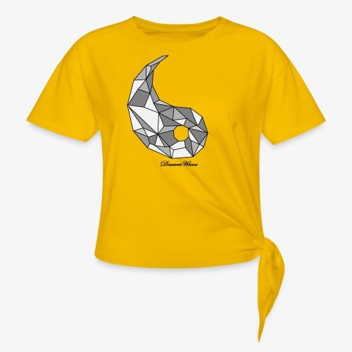DreamWave Yang - T-shirt à nœud Femme