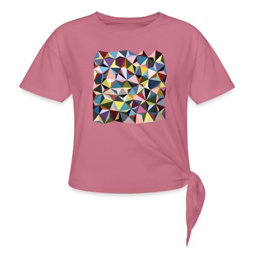 by Rikke Bjørn - Dame knot-shirt