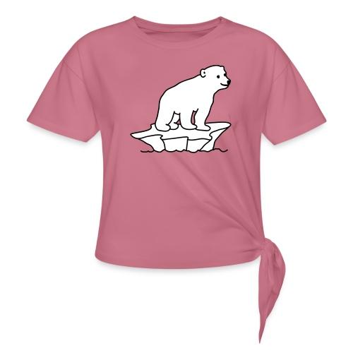 Eisbaer - Knotenshirt