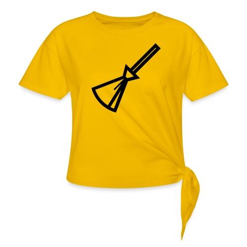 Balais Balais Wiccan Wicca ! - T-shirt à nœud