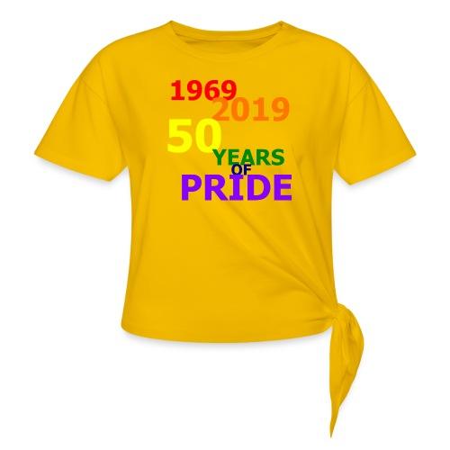 50 Jahre CSD - Knotenshirt