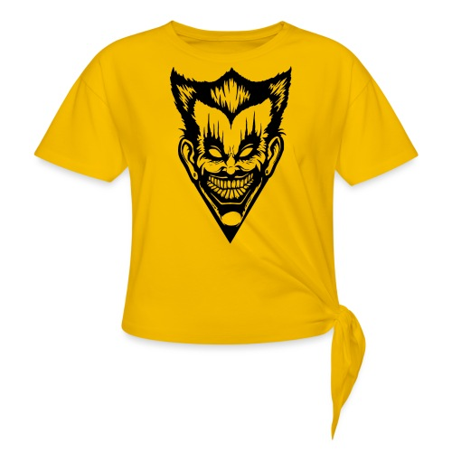 Horror Face - Knotenshirt