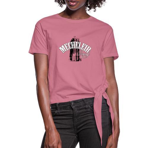 MecheleirOriginal3 - Geknoopt shirt
