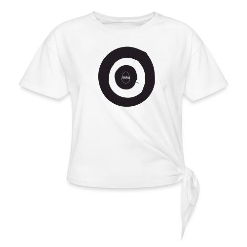 Ninho Target - Maglietta annodata da donna