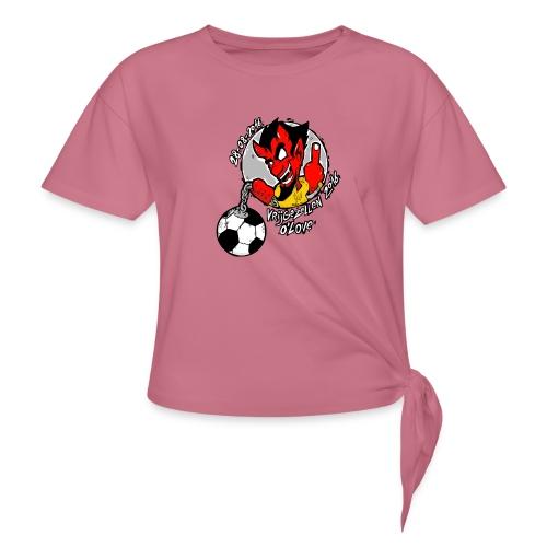 o'love - Vrouwen Geknoopt shirt