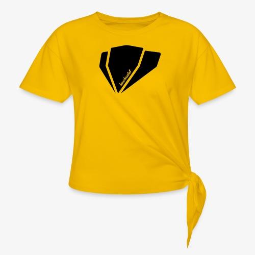 signature - Frauen Knotenshirt