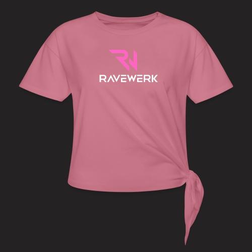 Ravewerk Classic - Women's Knotted T-Shirt