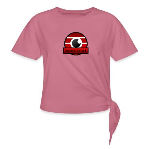 Spectral gaming eSports Logo - Vrouwen Geknoopt shirt