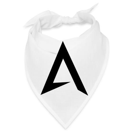 alpharock A logo - Bandana