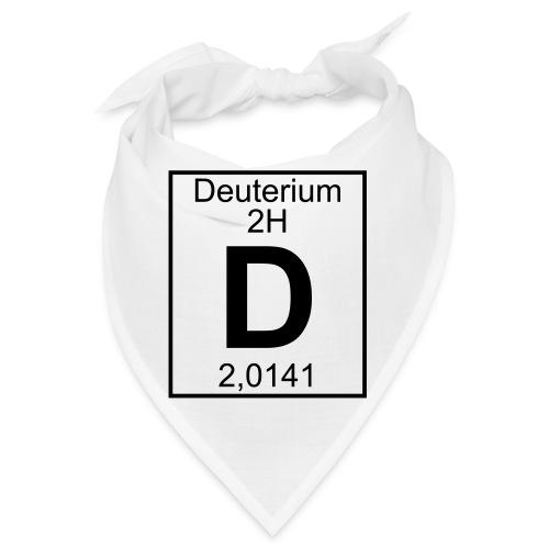 D (Deuterium) - Element 2H - pfll - Bandana