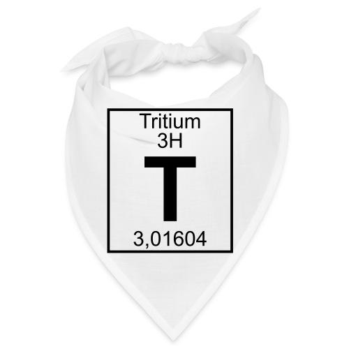 T (tritium) - Element 3H - pfll - Bandana