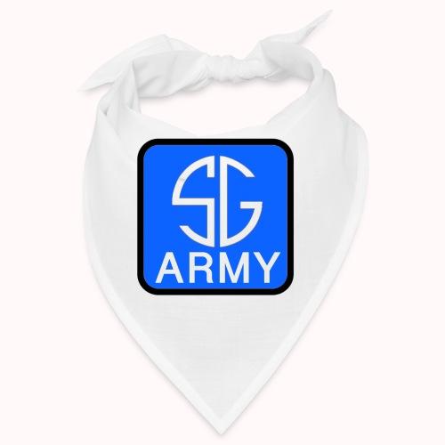 SemGamerArmy logo in box - Bandana