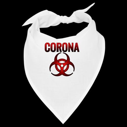 Corona Virus CORONA Pandemie - Bandana