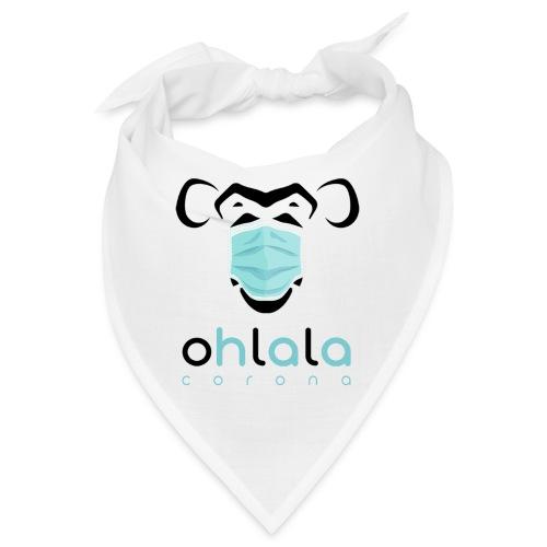 OHLALA CORONA WHITE - Bandana