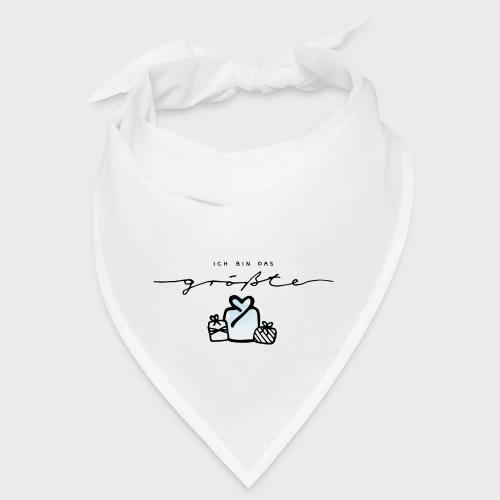 Das größte Geschenk – Baby Kollektion - Bandana