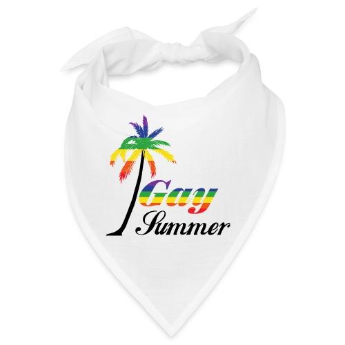 Gay Sommer | Regenbogen | LGBT - Bandana