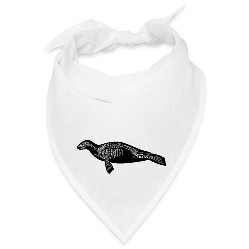 Robben skelet - Bandana