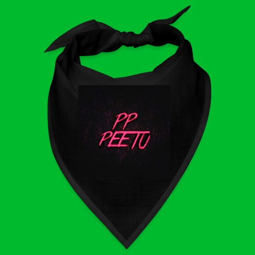 Ppppeetu logo - Bandana