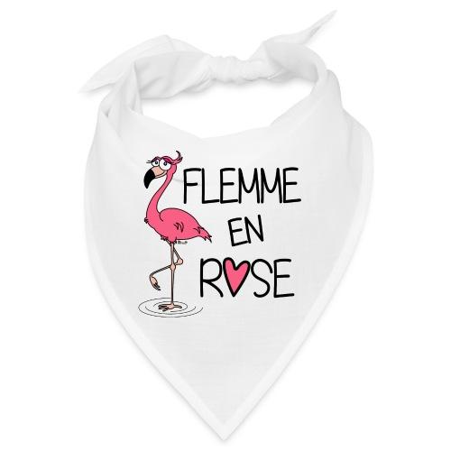 Flamant Rose / Flemme en Rose - Bandana