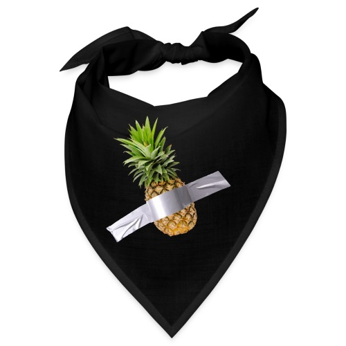 Pineapple Art - Bandana