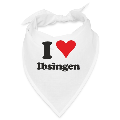 I Love Ibsingen - Bandana