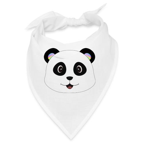 panda rainbow - Bandana