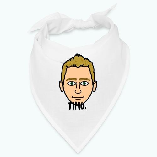 Logo TIMO. - Bandana