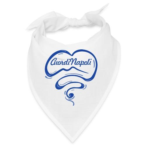 New Logo CuordiNapoli Blu - Bandana