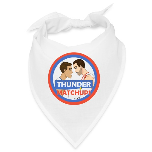 Thunder Matchups Logo - Bandana