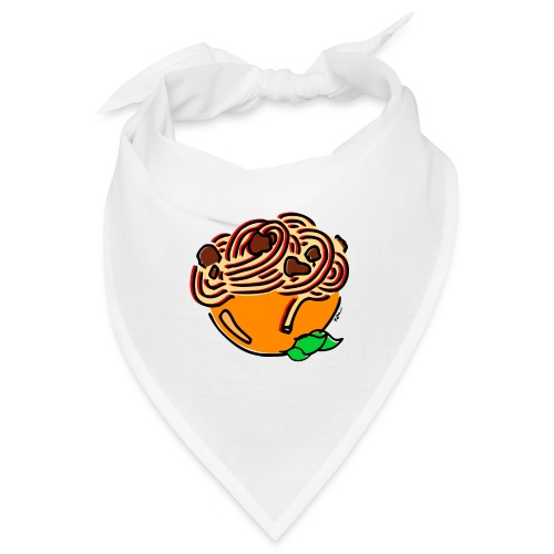 Bol de Spaghetti - Bandana