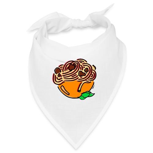 Schüssel Spaghetti - Bandana