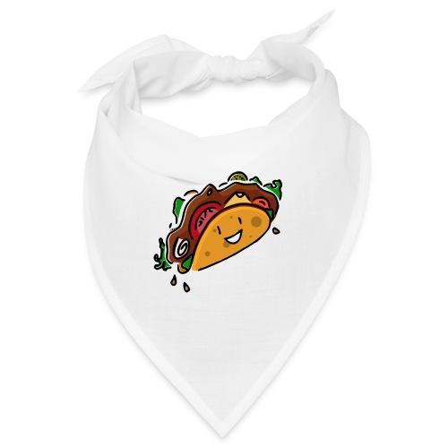 Glücklicher Taco - Bandana