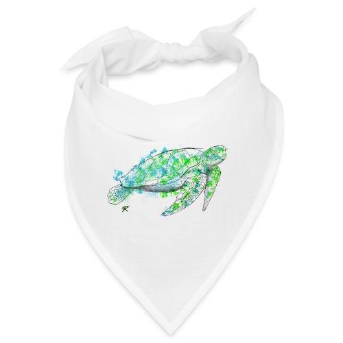 Sea turtle color - Bandana