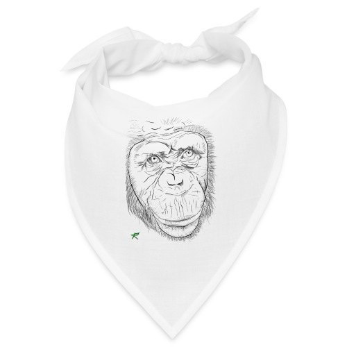 Scimpanzè - Bandana
