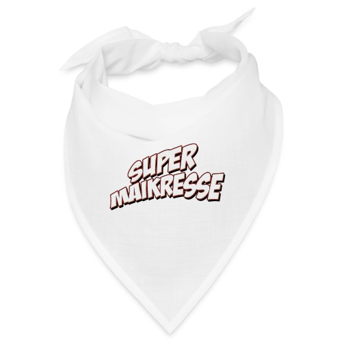 SuperMaikresse - Bandana